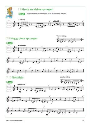 Samen Leren Samenspelen Vlaams Deel 2: Euphonium