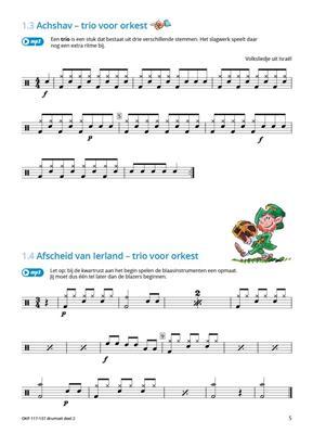 Samen Leren Samenspelen Vlaams Deel 2: Drum Kit