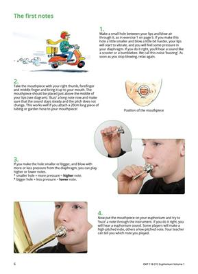 Learning Music Together Vol. 1: Baritone or Euphonium
