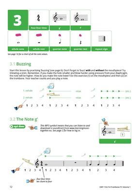 Learning Music Together Vol. 1