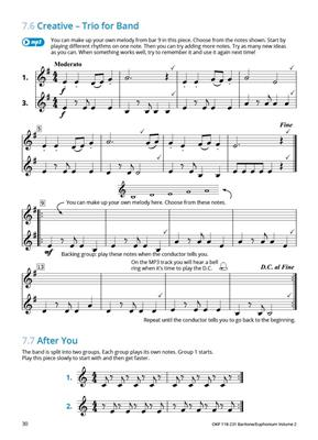 Learning Music Together Vol. 2: Baritone or Euphonium