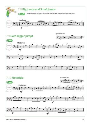 Learning Music Together Vol. 2: Trombone