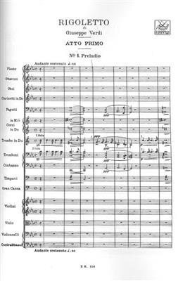 Giuseppe Verdi: Rigoletto: Opera