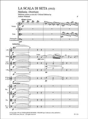 Gioachino Rossini: Favorite Overtures - Celebri Sinfonie D'Opera: Chamber Orchestra