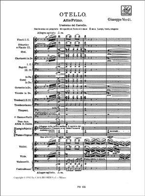 Giuseppe Verdi: Otello: Opera or Operette