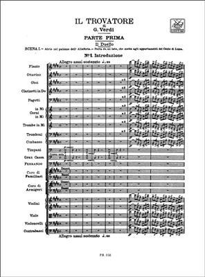 Giuseppe Verdi: Il trovatore: Opera or Operette