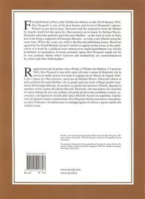 Gaetano Donizetti: Don Pasquale: Opera or Operette