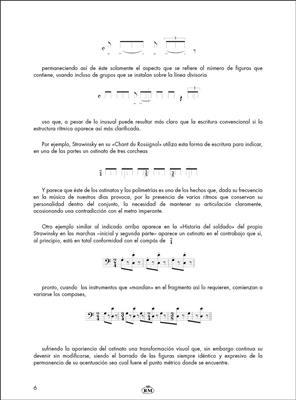 Encarnación Arenosa [López de]: Ritmo Y Lectura, 4: Books on Music