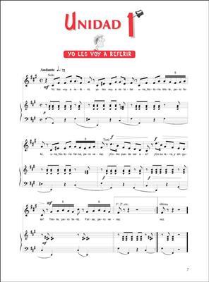 Lenguaje Musical, Grado Medio 1°A