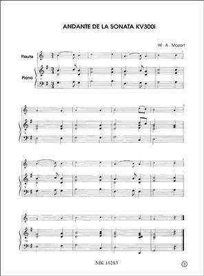 La Flauta - Volumen 1, Iniciación