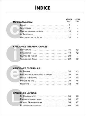 Félix Sierra: Piano Fácil, Antología Volumen 2: Piano