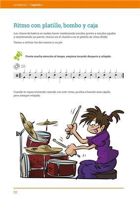 La batería 1: Drums