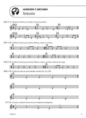 Música… ¡Y acción! 1 (Libro del profesor)