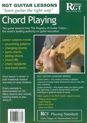 Rgt Guitar Lessons Chord Playing