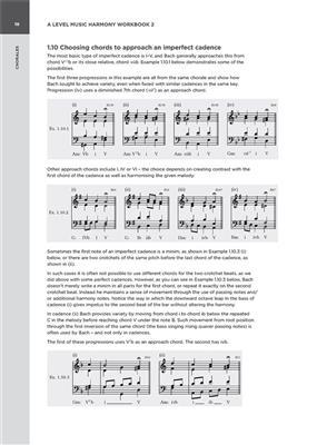Rhinegold Education: A Level Music Harmony Workbook 2
