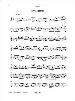 Ian Wilson: 1927, For Three Violins: Violin Ensemble