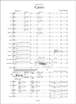 Adam Schoenberg: Canto: Orchestra