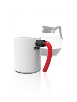Wired - Coffee Mug (Red): Gifts