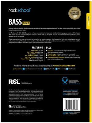 Rockschool: Rockschool Bass Debut (2018)