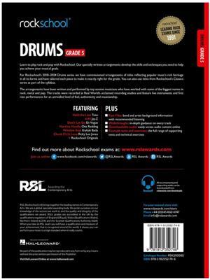 Rockschool: Rockschool Drums Grade 5 (2018)