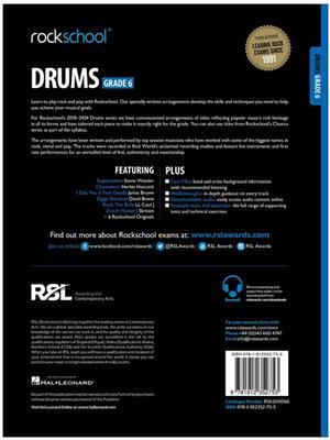 Rockschool: Rockschool Drums Grade 6 (2018)