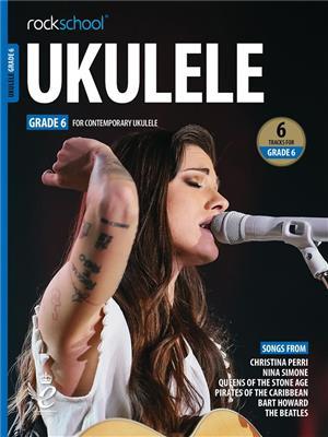 RSL: Rockschool Ukulele Grade 6 - (2020)