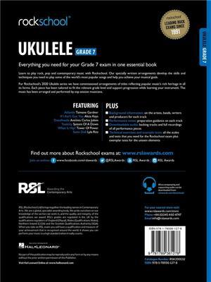 Rockschool: Rockschool Ukulele Grade 7 - (2020)