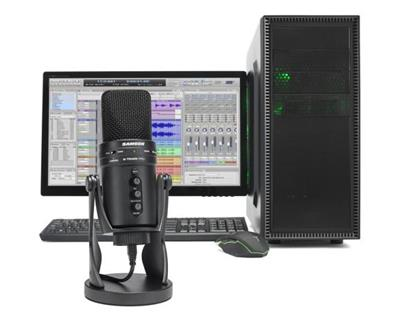 G-Track Pro Condenser Mic/USB: Technology