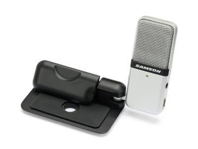 Samson Go Mic - Clip on USB Microphone: Technology