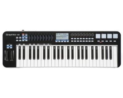 Samson Graphite 49 MIDI Keyboard Controller: Technology