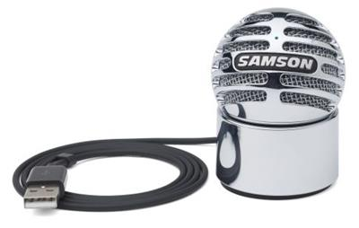 Samson Technologies: Samson Meteorite USB Studio Microphone