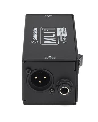S-Max MLI1- Mono Passive Isolation Box: Technology