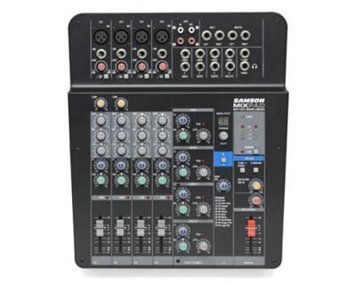 Samson MixPad MXP124FX: Technology