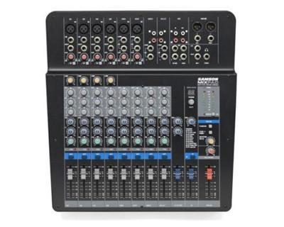 Samson Technologies: Samson MixPad MXP144FX