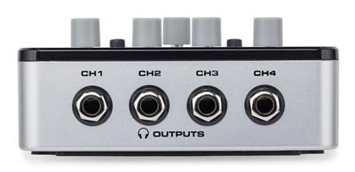 Samson Technologies: QH4 4 Channel Mini Headphone Amplifier