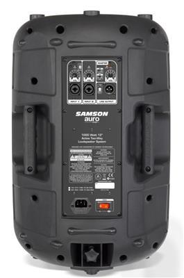 Samson Technologies: Samson Auro X12D Active Loudspeaker