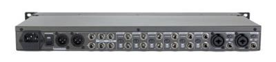 Samson Technologies: SM10 10 Channel Rackmount Mixer