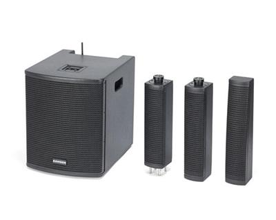 Samson Technologies: Resound VX8.1 Portable Column Array System