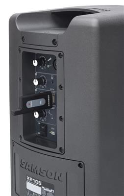 Samson Technologies: Samson Expedition XP106 Wireless Portable PA Pack