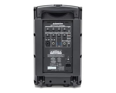 Samson Technologies: Expedition XP208w Rechargeable Portable PA system