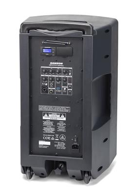 Samson Technologies: Expedition XP312w Recharge Portable PA system (UK)