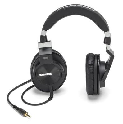 Samson Technologies: Samson Z55 Closed Back Pro Studio Headphones
