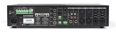 Samson Technologies: ZM125 125W Zone Mixer/Amp