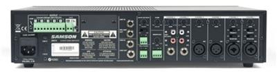 Samson Technologies: ZM75 75W Zone Mixer/Amp
