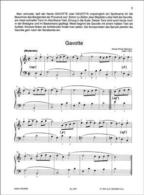 Frauke Grimmer: Faszination Klavier 1: Piano