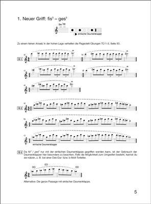 Elisabeth Weinzierl-Wächter: Flöte spielen Band E mit CD: Flute