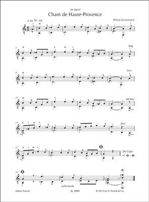 Maria Linnemann: My Beautiful Country: Guitar