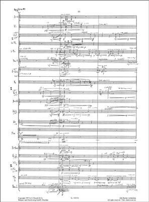 Olga Neuwirth: Vampyrotheone: Ensemble