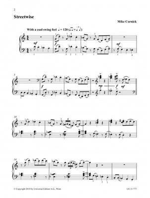 Mike Cornick: Blues In Two und More: Piano