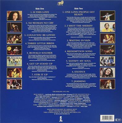 Bob Marley Legend Best Of Vinyl Record